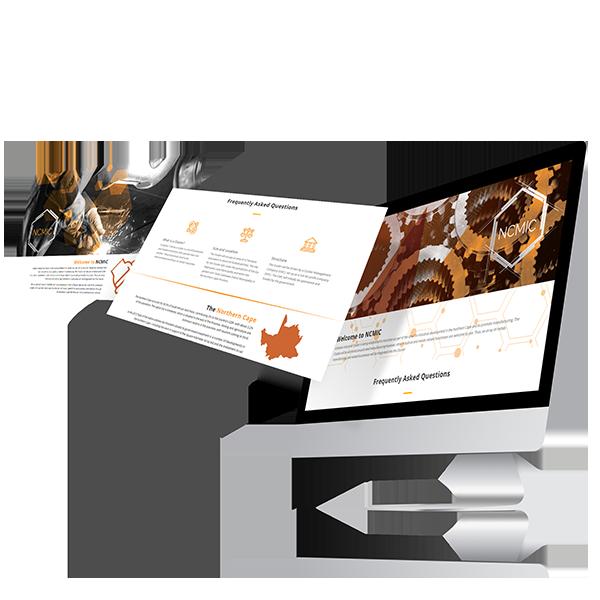 gazzaroo website design branding social media ncmic - Gazzaroo Web Design and Development