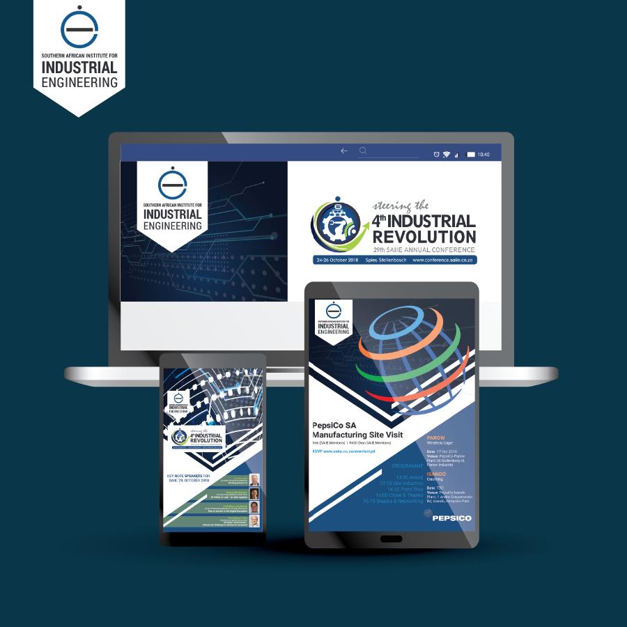 gazzaroo website design branding socialmediamanagement blue saiie website - Social Media Management