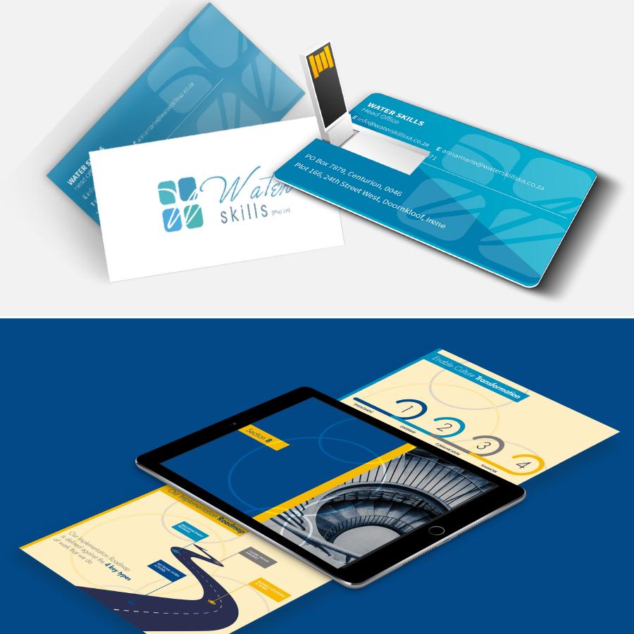 gazzaroo website design branding socialmediamanagement waterskills vision active design - Branding & Graphic Design